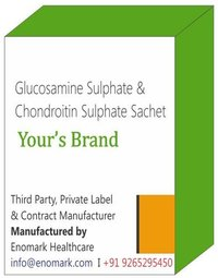 Collagen Peptides Glucosamine Sulphate Potassium Chloride Vitamin C Boswellia Serrata & Vitamin D3 Sachet