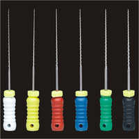Dentmark Stainless Steel Dental H-files