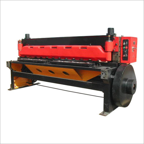 Shear And Bending Machine
