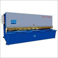 Sheet Cutting Shearing Machine