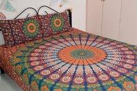 Indian Mandala Cotten Duvet Cover