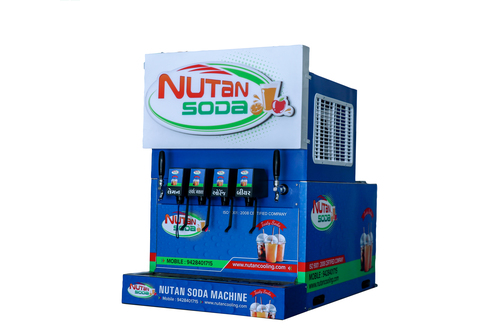New Soda Machine