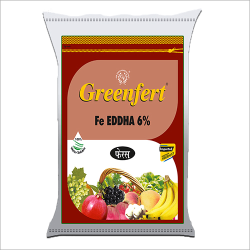 Fe EDDHA Micronutrient Fertilizer