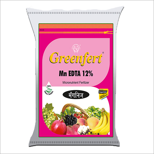Mn EDTA Micronutrient Fertilizer