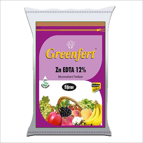 Zn EDTA Micronutrient Fertilizer