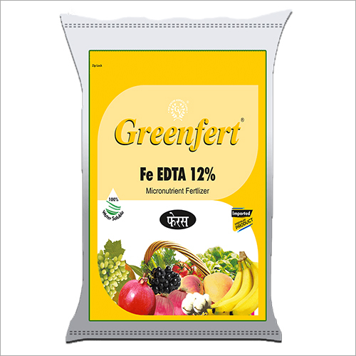 Fe EDTA Micronutrient Fertilizer