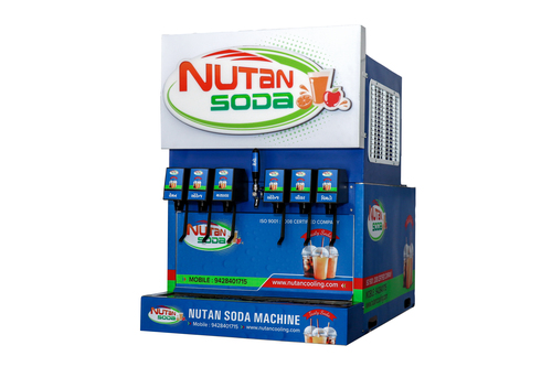 Latest Soda Machine India