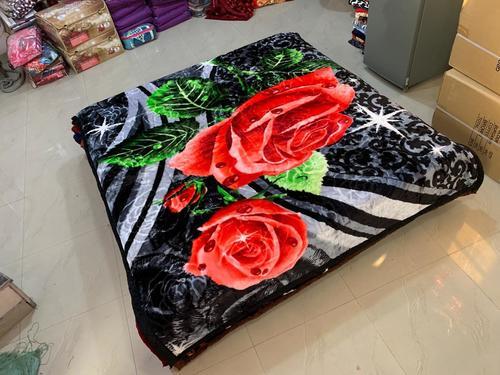 caramel double blanket