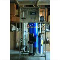 250 LPH Industrial RO Plant