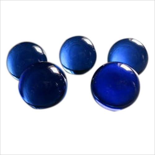 Blue Glass Balls