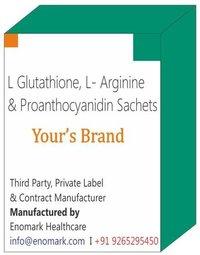 L Glutathione  L- Arginine & Proanthocyanidin Sachets