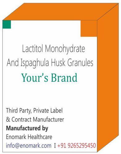 Lactitol Monohydrate And Ispaghula Husk Granules