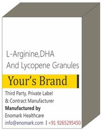 L-Arginine,DHA and Lycopene Granules