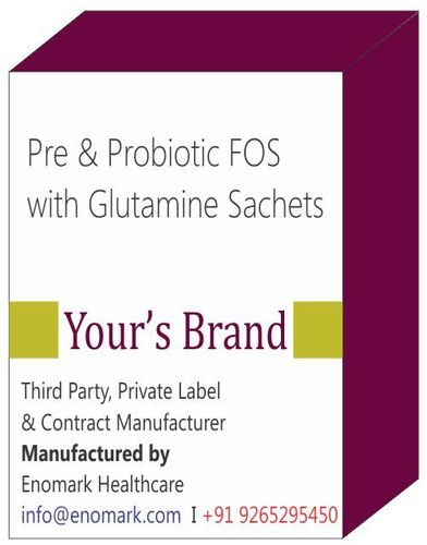 Pre & Probiotic FOS with Glutamine Sachets