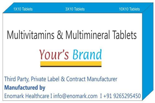 Multivitamins Multimineral Tablets