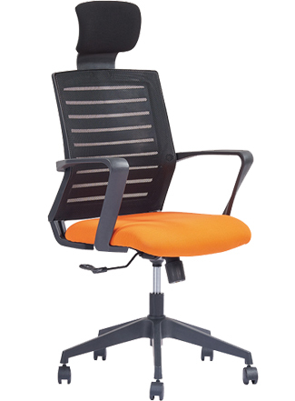 Revolving  High Mesh Back Chair