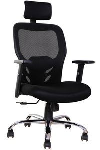 High Mesh Back Chair