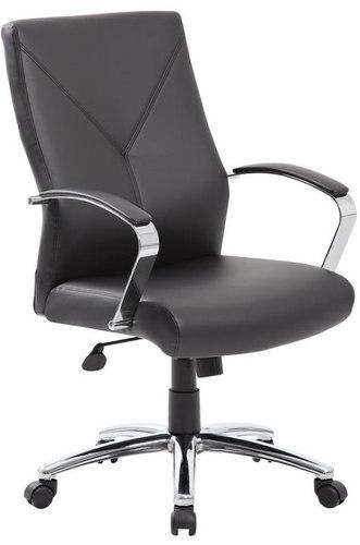 Mid Back Cushion Chair