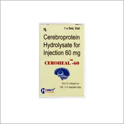 Cerebroprotein Hydrolysate For Injection 60 MG