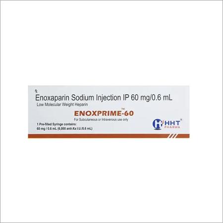 ENOXAPARIN SODIUM INJECTION IP 60MG/0.6ML