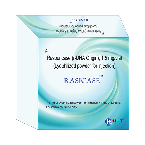 RASBURICASE (r-DNA ORIGIN ), 1.5 MG-VAIL