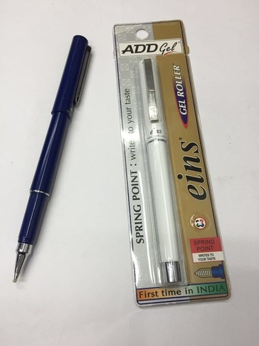Add Gel Eins Roller Gel Pen
