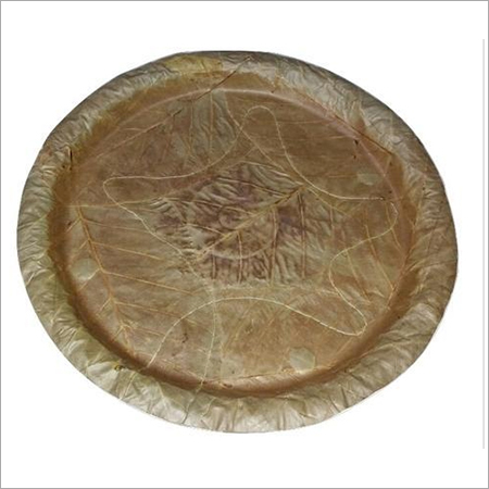 DISPOSABLE SAL PAPER PLATE