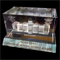 Personalized Crystal Award