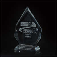 Corporate Olympics Crystal Award