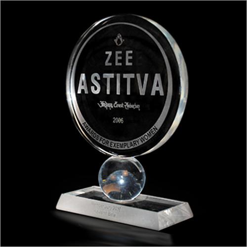 Corporate Crystal Award