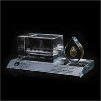 Reliance Crystal Trophy