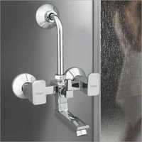Wall Mounted Wall Mixer L Blend Pipe And Crutch