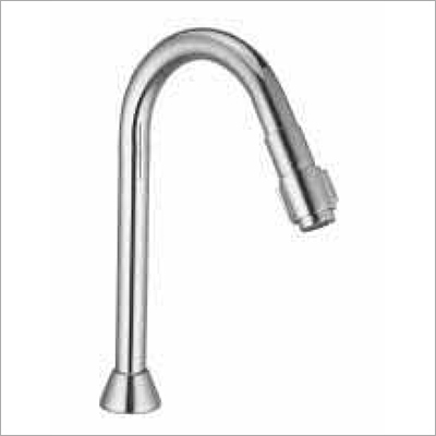 12 Inch Deck Mounted Mouth Operated Tap
