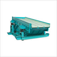 Mild Steel Linear Vibrating Screen