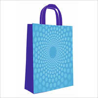 Handle Printed Non Woven Bag