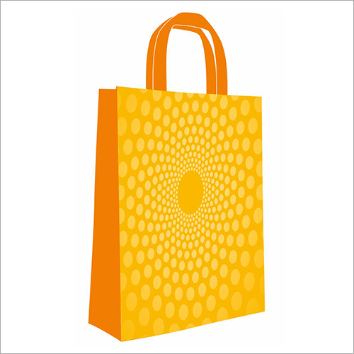 Handle Printed Non Woven Bag