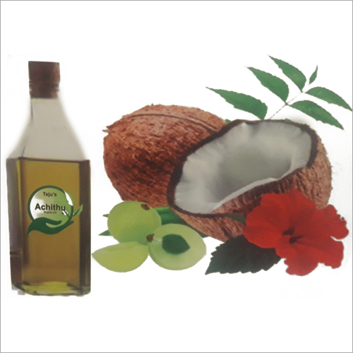 Herbal Coconut Oil