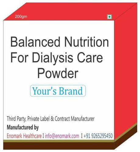 Balanced Nutrition For Dialysis care Powder