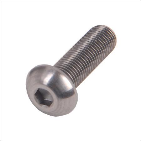 Button Head Machine Screw