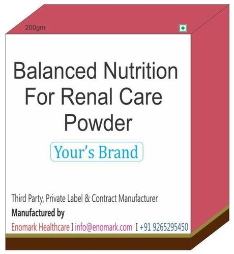 balanced nutrition for renal care Powder