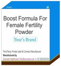 Boost Formula for Female Fertility Powder