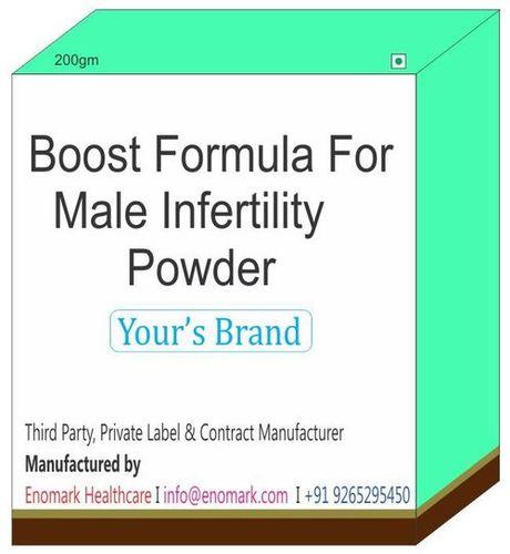 Boost formula for Male Infertility Powder