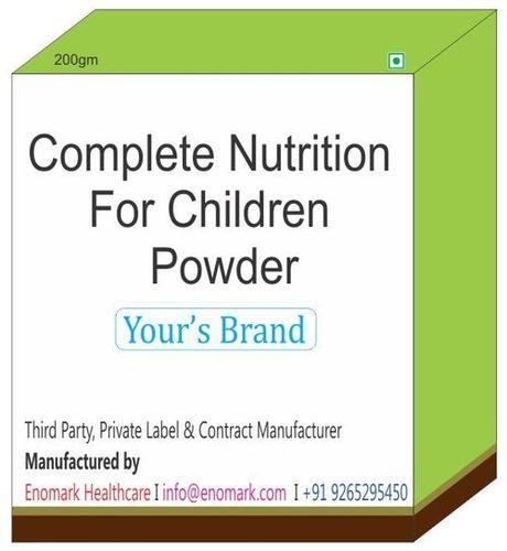 Complete Nutrition For Children Powder