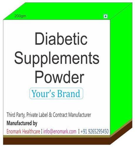 Diabetic Supplements  Powder