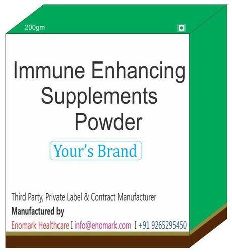 Immune Enhancing Supplements