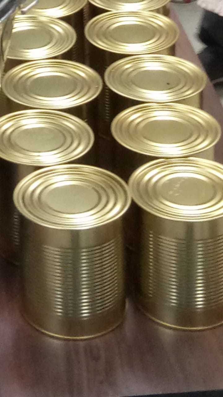 Canned Tomato Puree