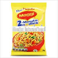 Instant Maggi Masala Noodles