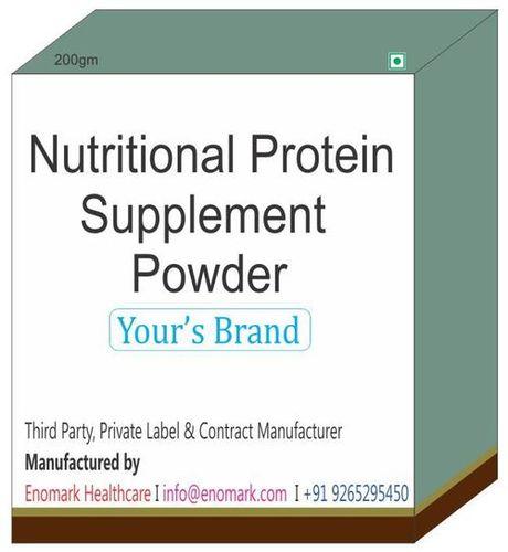 Nutritional Protein Supplement Powder
