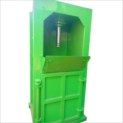 Pet Bottle Scrap Baling Machine