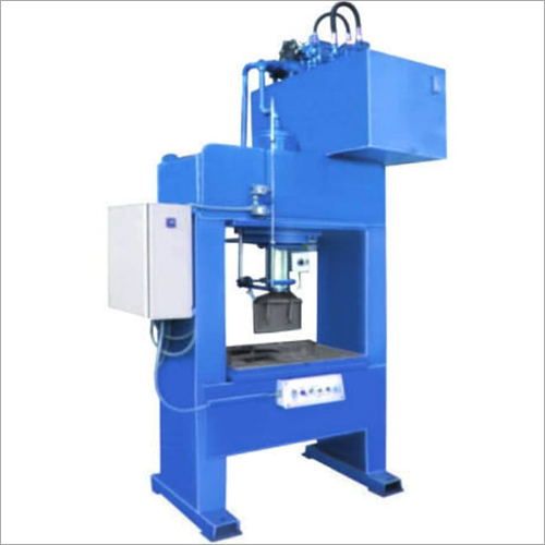 H Frame Deep Draw Machine